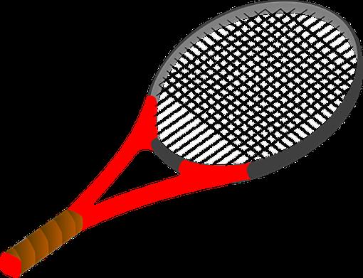 stockfoto racket